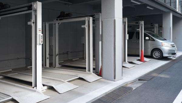 空き駐車場対策
