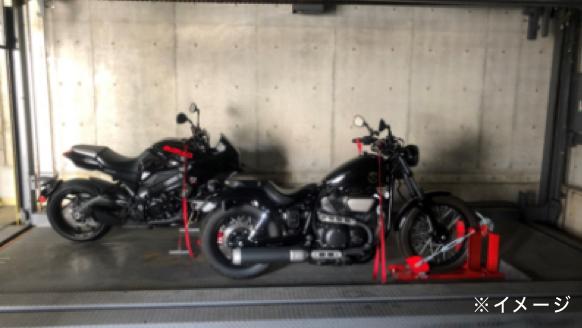 車1台 < バイク2台
