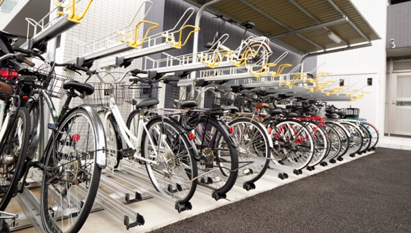 バイク駐車場・駐輪場